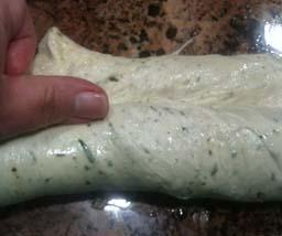 Herbed Bread Rolls 11