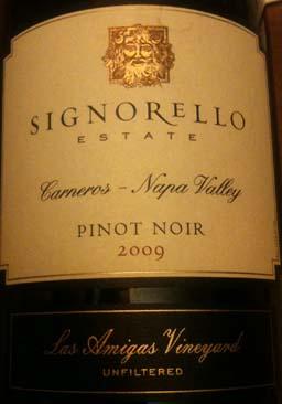 Signorello Pinot frt