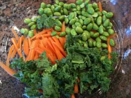 Kale orado Salad