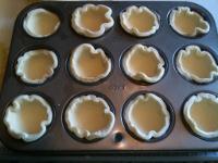 Mushroom Tartlets 2