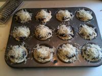 Mushroom Tartlets 5
