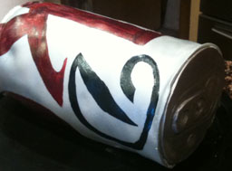 Coke Can Fondant Cake 4
