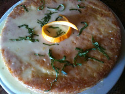 Olive Oil Cake 6