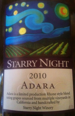 Starry Night Adara