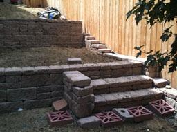 Terrace walls 2
