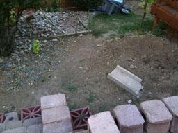 paver patio bottom