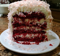 Red Cake 8