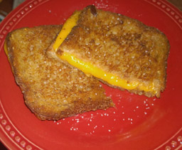 Comfort Grilled Cheese