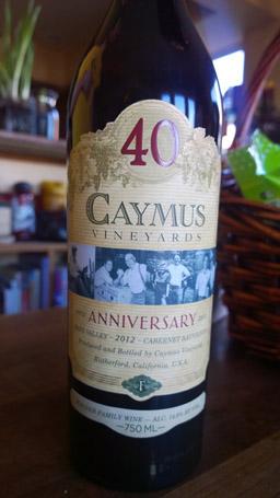 Caymus 40