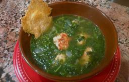Italian Wedding Soup 1