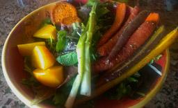 Roasted Root Veg Salad 2