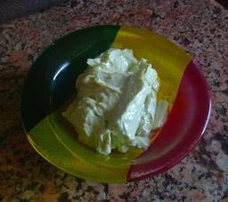 Avocado Cream 1