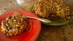 Caramel Pecan Rolls 2