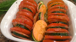 Vegetable Tian 3