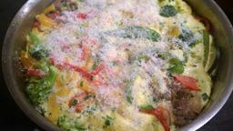 Sausage Veggie Frittata 2